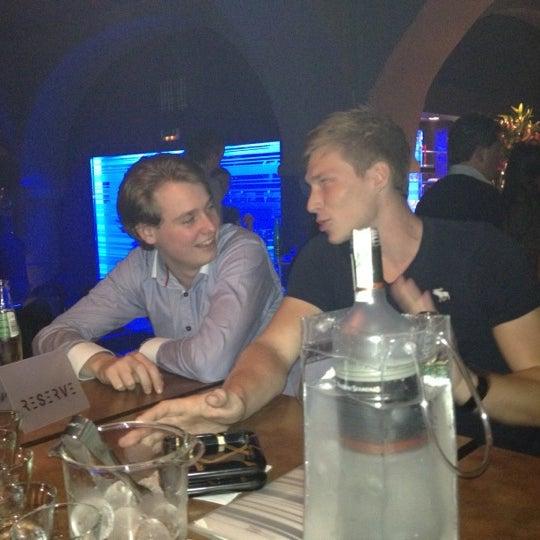 Снимок сделан в Music Bar Phenomen пользователем David 3/2/2012