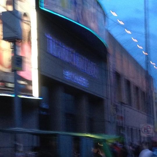 Foto tomada en Teatro Hidalgo por Jose S. el 9/1/2012