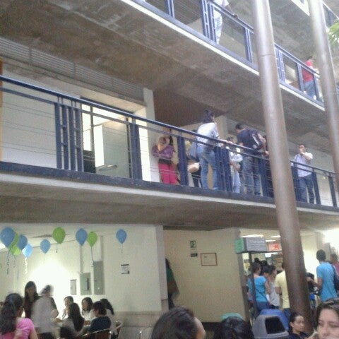 Photo taken at Universidad Pontificia Bolivariana - Seccional Bucaramanga by Edward S. on 8/1/2012