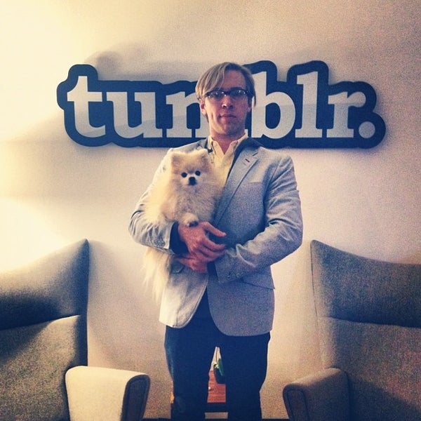 Photo taken at Tumblr HQ by Michael G. on 5/7/2012