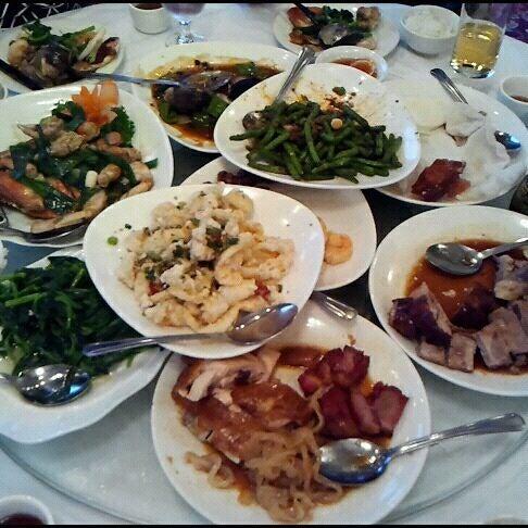 Ocean Seafood Chinese Restaurant Los Angeles