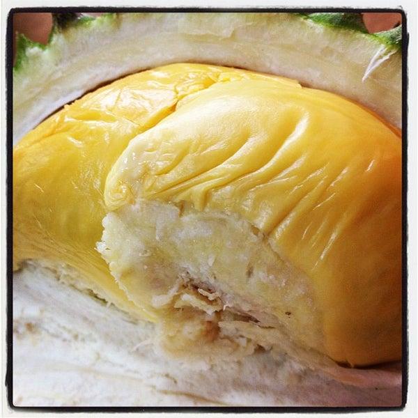 """Photo prise au """"Combat"""" Top Quality Durian par Qiqi le6/10/2012"""