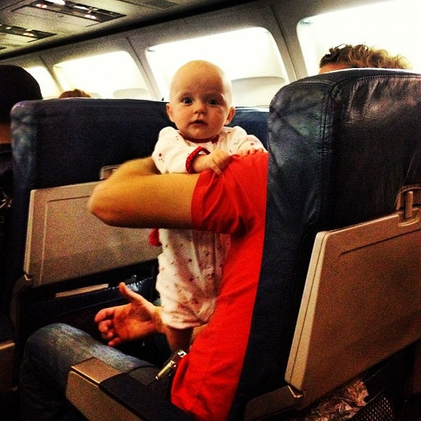 Photo taken at Gate A6 by Jason Ching K. on 4/6/2012