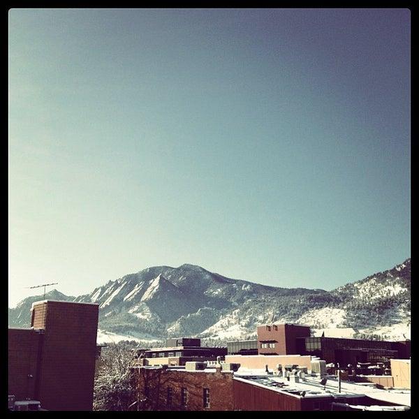 Photo taken at Moxie Sozo by Teri G. on 12/2/2011