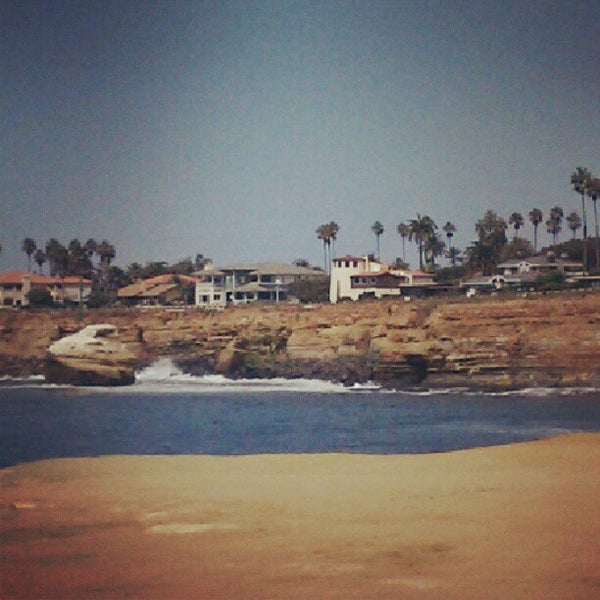 Foto tirada no(a) Sunset Cliffs Natural Park por Liz P. em 9/4/2012
