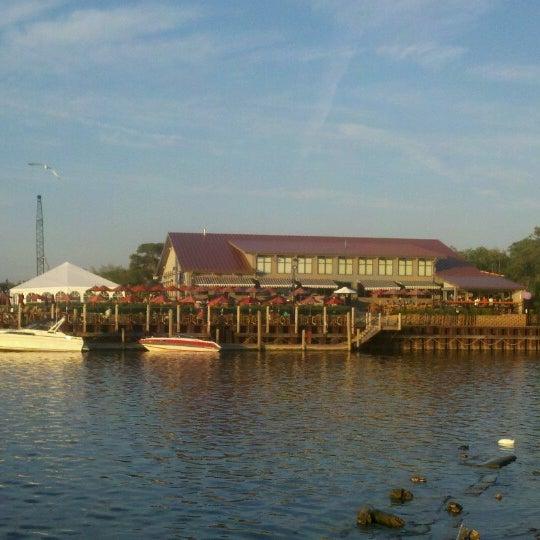 Waterfront Restaurant Deal Menu