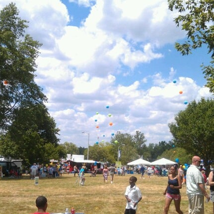 Photo taken at IPFW RiverFest by Kevin M. on 6/23/2012