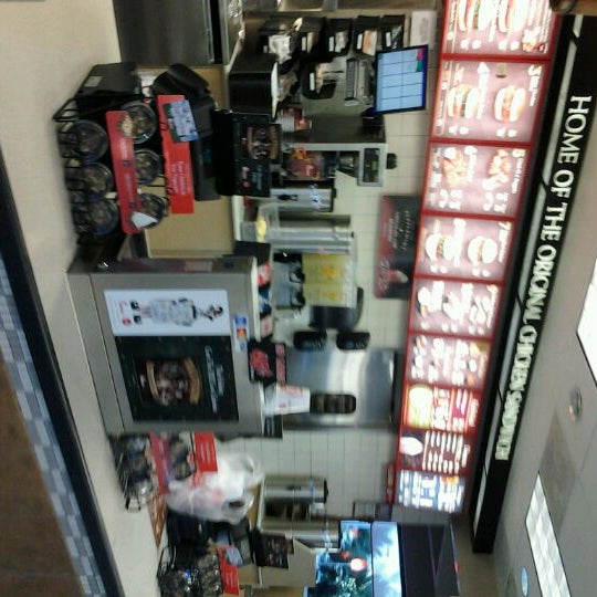 Photo taken at Chick-fil-A by Katherine R. on 12/30/2011