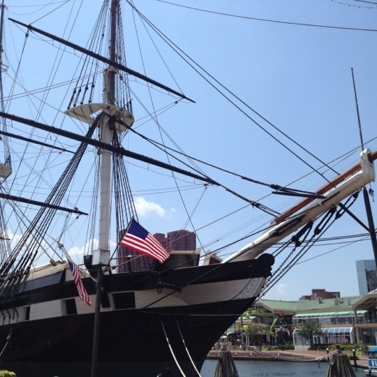 Photo taken at USS Constellation by Mabel M. on 7/18/2012