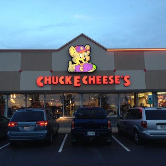 chuck e cheese address