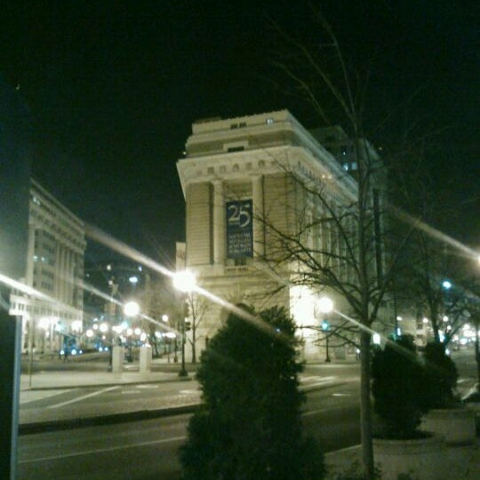 Photo taken at National Museum of Women in the Arts by Dianne B. on 3/19/2012