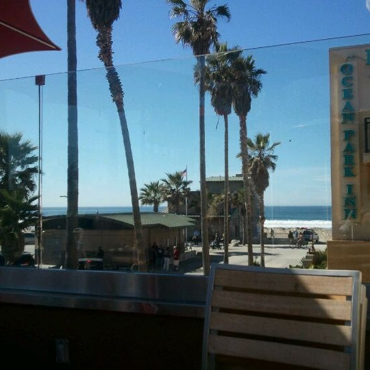 Photo taken at Firehouse Pacific Beach by Heather M. on 2/5/2012