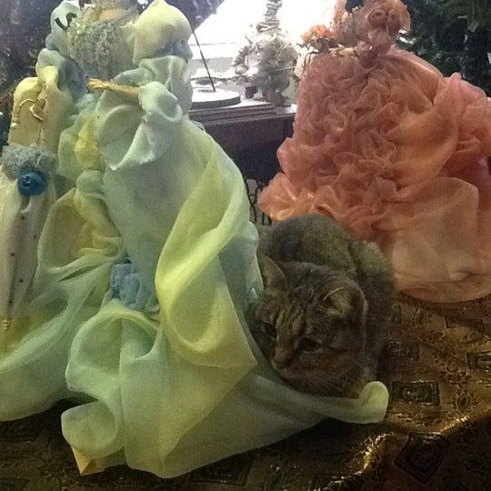 Снимок сделан в Музей кукол пользователем ✈Владимир 8/23/2012