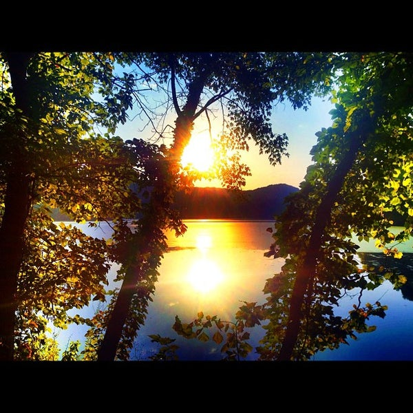 Photo taken at Radnor Lake State Park by Seth W. on 8/24/2012