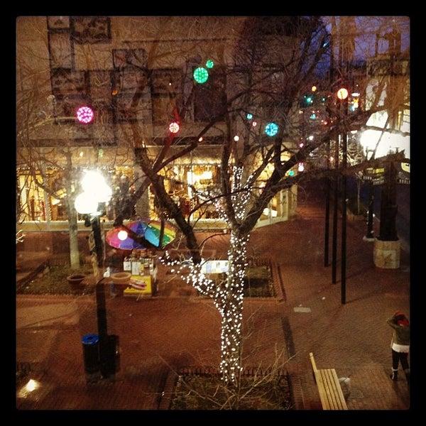 Photo taken at Moxie Sozo by Teri G. on 11/22/2011
