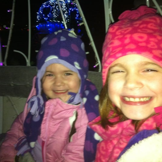 Photo taken at Starry Nights by Amber M. on 12/30/2011