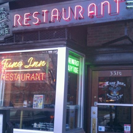 Photo taken at Tune Inn Restaurant & Bar by Troy C. on 1/3/2012