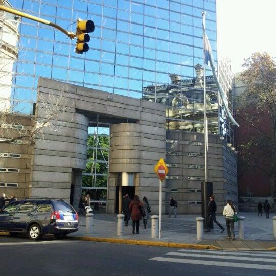 Ministerio De Relaciones Exteriores Y Culto Edificio Governativo In Retiro