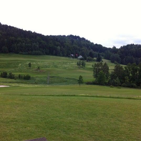 Photo taken at Ypsilon Golf Resort Liberec by Petr K. on 6/14/2012