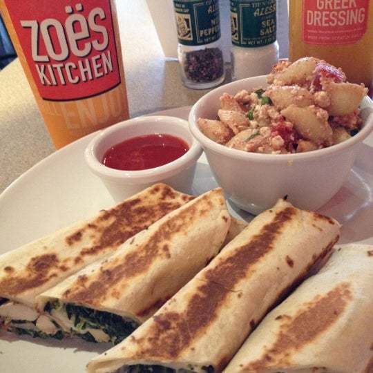 Zo S Kitchen Lean Turkey Pita zoës kitchen - great uptown - 5779 san felipe st