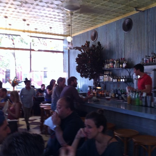 Photo taken at Cafe Colette by Campbell K. on 10/9/2011