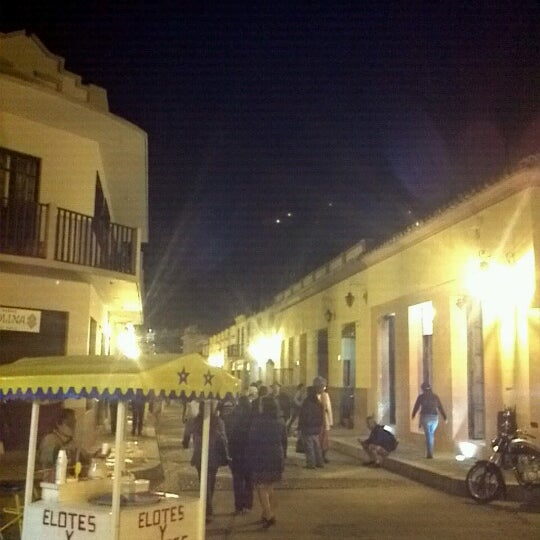 Photo taken at Andador Real de Guadalupe by San Cristobal E. on 7/19/2012