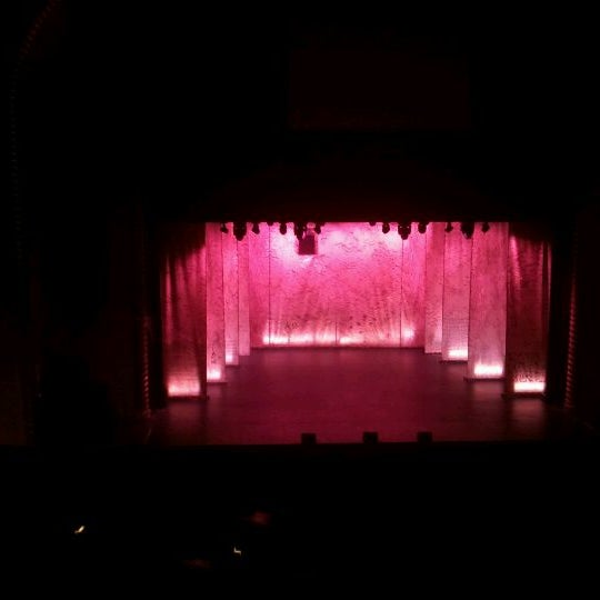 Photo taken at Palais Theatre by Adele W. on 11/22/2011