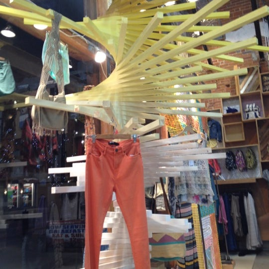 Photo taken at Urban Outfitters by Kelsey F. on 3/15/2012