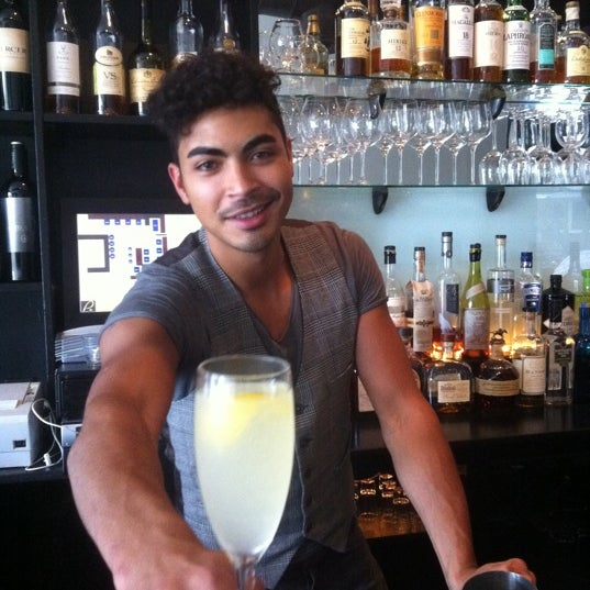 Ask for Ryan - amazing cocktails...beautiful look
