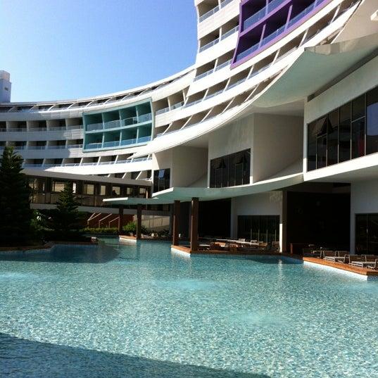 10/30/2011 tarihinde Y. Kamil Y.ziyaretçi tarafından Cornelia Diamond Golf Resort & Spa'de çekilen fotoğraf
