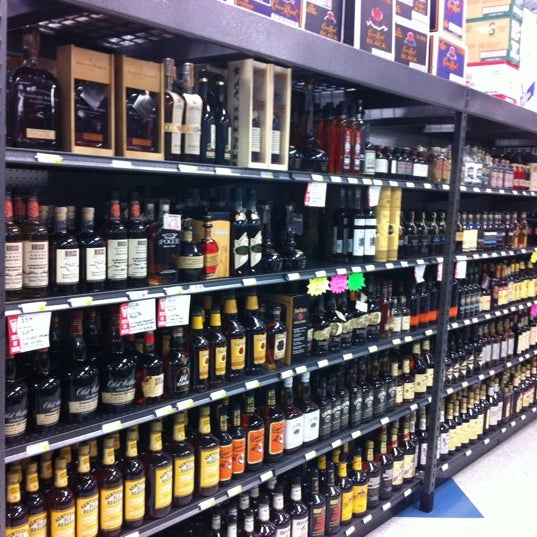Like Whiskey? This is the BEST selection in town...