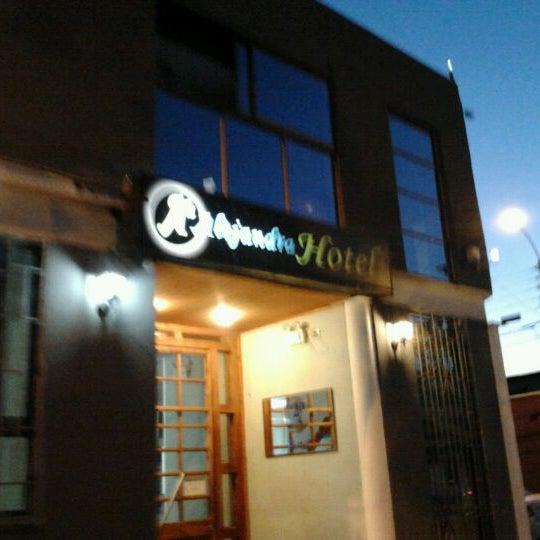 Foto tomada en Hotel Alejandra por Alvaro F. el 11/26/2011