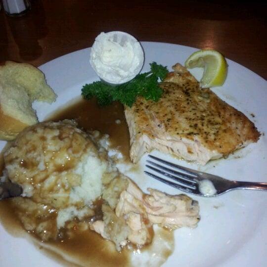 Photo taken at Perkins Restaurant & Bakery by Steve R. on 1/7/2012