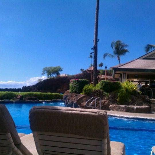 Photo taken at Sheraton Maui Resort & Spa by Erica B. on 9/27/2011