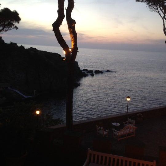 Foto scattata a Mezzatorre Resort & Spa da Mark G. il 5/5/2012