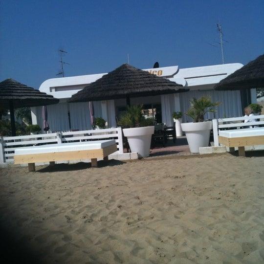 Foto scattata a Bagno Adriatico 62 da Ranocchia V. il 5/19/2011