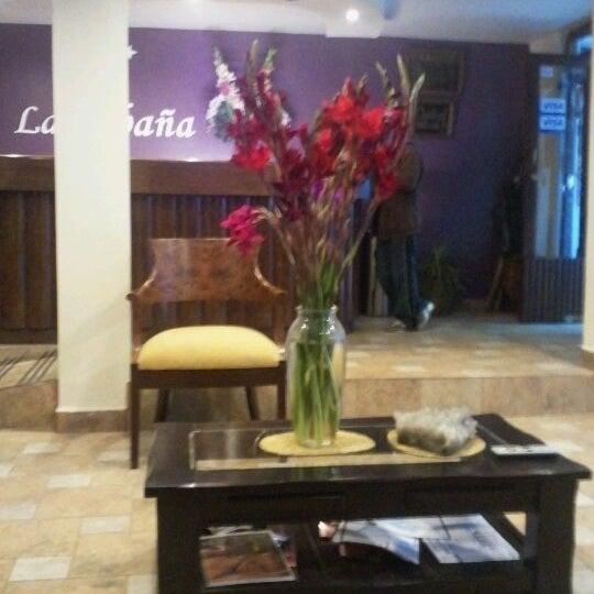Foto tomada en Hotel La Cabaña Machupicchu por Celio Augusto I. el 10/28/2011