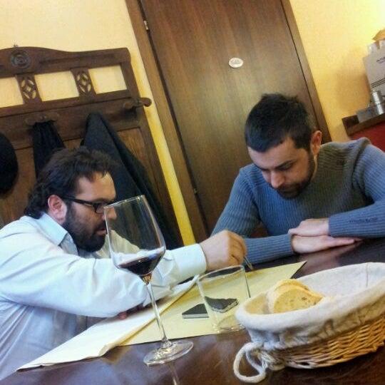1/16/2012에 Lorenzo U.님이 Enoteca Don Abbondio에서 찍은 사진