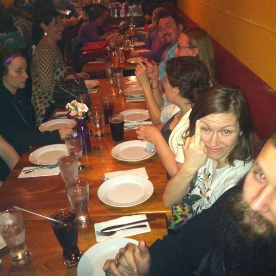 Photo taken at Joe Squared Pizza & Bar by Christina - Bolton Home T. on 2/24/2012