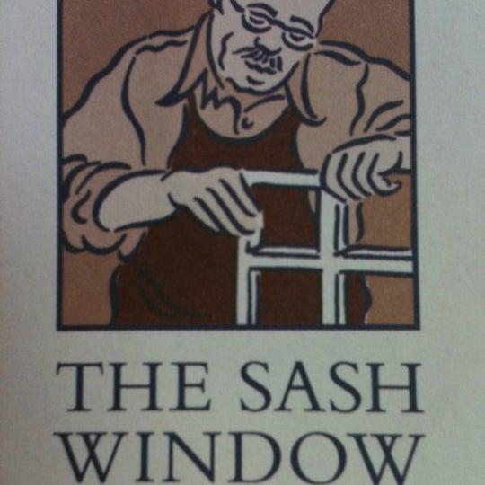 Photo taken at The Sash Window Workshop by Martin C. on 12/24/2010
