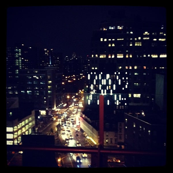 Photo taken at Gansevoort Meatpacking NYC by Jay F. on 8/18/2012
