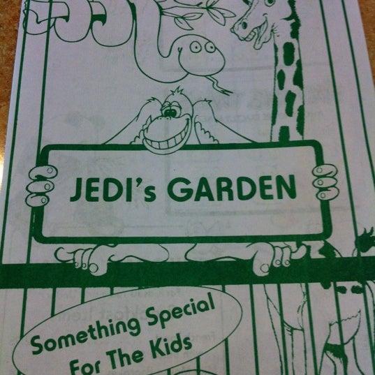 photo taken at jedis garden by delia s on 3 - Jedis Garden