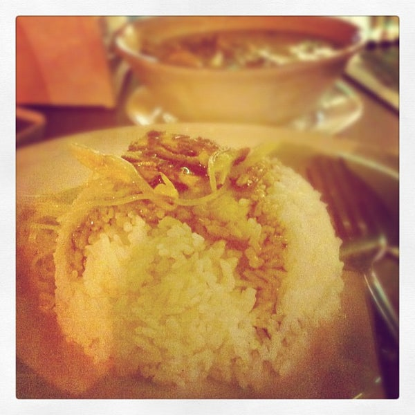 Photo taken at Mawar Bakery and Cake Shop by M. B. on 4/4/2012