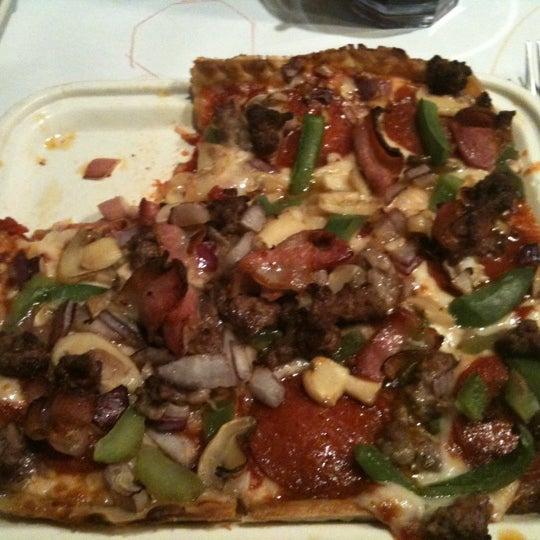 Photo taken at Ledo Pizza by Jason H. on 1/22/2011