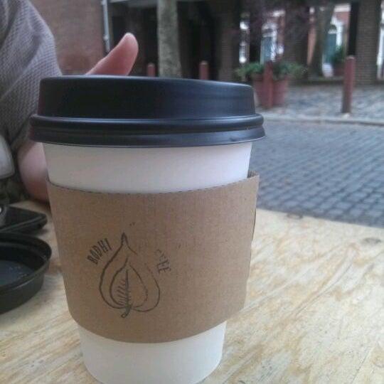 Photo taken at Bodhi Coffee by Bob C. on 5/9/2012