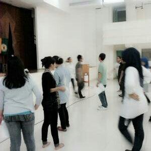 Photo taken at Institut Ilmu Sosial dan Ilmu Politik (IISIP) by Rosalina D. on 6/13/2012