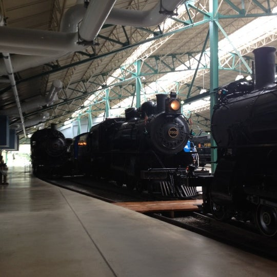 Photo taken at Railroad Museum of Pennsylvania by Röb on 8/26/2012