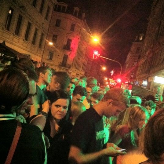 Photo taken at BRN - Bunte Republik Neustadt by Julian K. on 6/15/2012