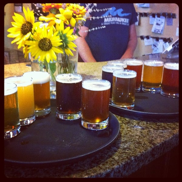 Photo taken at Equinox Brewing by Brooke M. on 9/2/2012