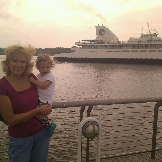 Photo taken at Cape May-Lewes Ferry | Cape May Terminal by Joe D. on 9/11/2011